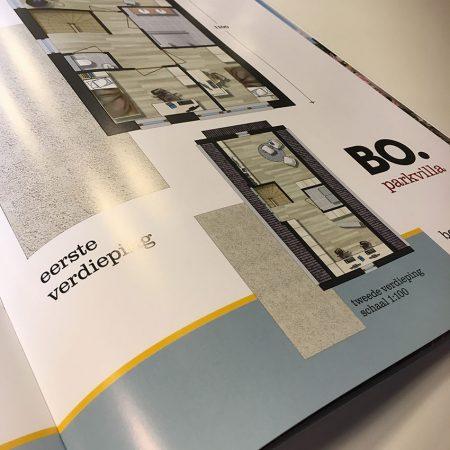 Bo Wonen Brochure Plattegronden