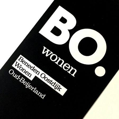 Bo Wonen Sticker