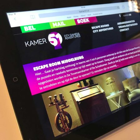 Kamer51 Website Home Groot