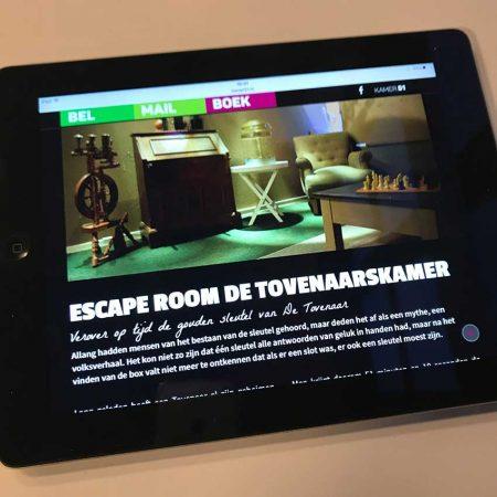 Kamer51 Website Tovenaarskamer