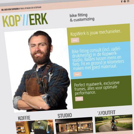 Kopwerk Website