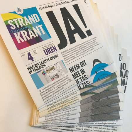 Obase Jubileum Krant Cover
