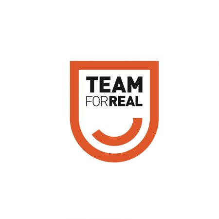 Team For Real Logo